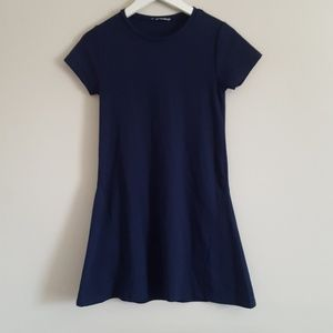 Zara Trafaluc T-shirt Dress